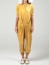 P.A.M. GOLD LOST HIGHWAY JUMPSUIT